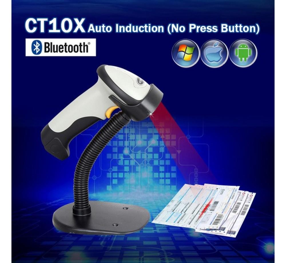 Bluethooth Лазерен скенер CT10X