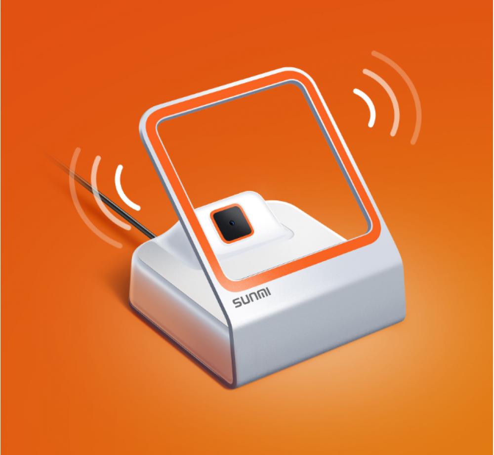 SunMI Blink 1D/2D баркод Скенер