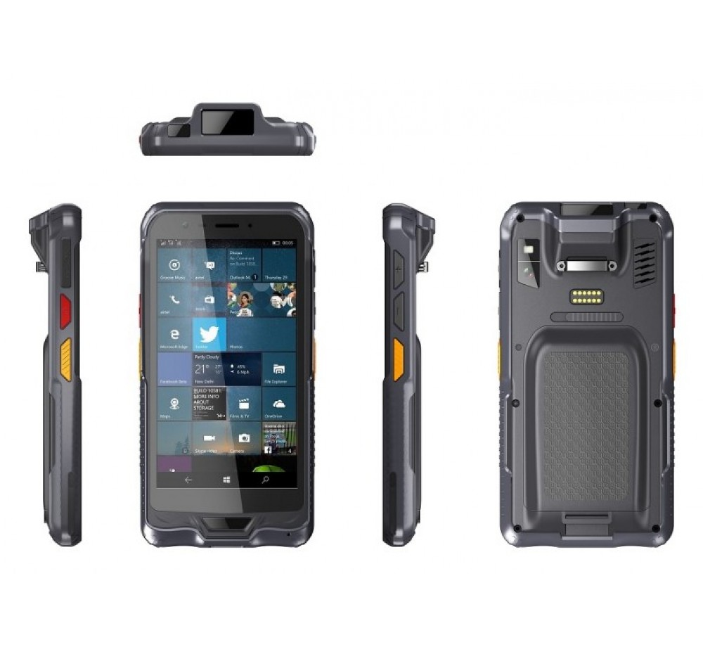 "EM-I62H - 6"" Windows mobile rugged tablet"